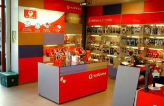 Xavi sant studio dise o industrial interiorismo retail for Vodafone oficinas barcelona